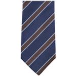 Tasso Elba Mens Stripe Self-tied Necktie