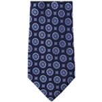 Tasso Elba Mens Medallion Self-tied Necktie