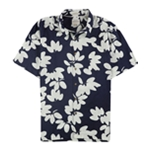 Quiksilver Mens Comfort Fit Button Up Shirt