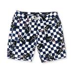 Quiksilver Mens Julian David Collaboration 19' Swim Bottom Board Shorts