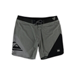 Quiksilver Mens New Wave High 19 Swim Bottom Board Shorts