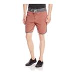 Quiksilver Mens Scalloped Street Swim Bottom Board Shorts