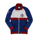 Ecko Unltd. Mens Crown Lion Crest Track Jacket