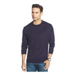 Weatherproof Mens Pin Dot Pullover Sweater