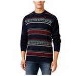 Weatherproof Mens Vintage Fair Isle Pullover Sweater