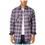 Weatherproof Mens Vintage Plaid Shirt Jacket