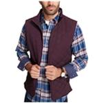 Weatherproof Mens Textured Quilted Vest