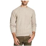 Weatherproof Mens Mixed Stitch Knit Sweater