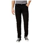 American Stitch Mens Moto Straight Leg Jeans