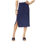 G.H. Bass & Co. Womens Knit Pencil Skirt