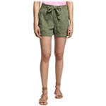Sanctuary Clothing Womens Tie Waist Casual Walking Shorts