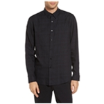 Theory Mens Clean Placket Button Up Shirt