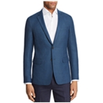 Theory Mens Gansevoort Sports Two Button Blazer Jacket