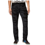 Heritage Mens Solid Straight Leg Jeans