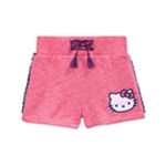 evy of California Girls Head Patch Casual Walking Shorts