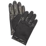 Calvin Klein Mens Pieced Knuckles Gloves