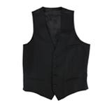 bar III Mens Professional Four Button Blazer Jacket