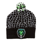 Mishka Mens The D.A. Snakebite Pom Beanie Hat