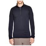 HPE Mens Quarter Zip Sweatshirt