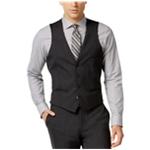 bar III Mens Slim Fit Four Button Vest