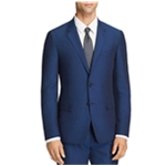 Theory Mens Tailored Linen Two Button Blazer Jacket