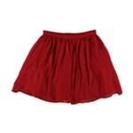 B. Darlin Womens Mixed Media A-line Skirt
