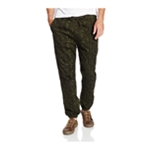 Crooks & Castles Mens The Digital Camo Casual Trousers