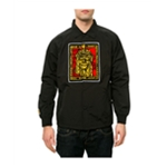 Crooks & Castles Mens The Doctrine Coaches Windbreaker Jacket