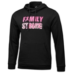 Ideology Mens Cancer Awareness Family Strong Hoodie Sweatshirt