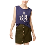 ban.do Womens I Am Fun Tank Top