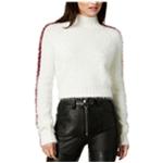 Twin Womens Boucle Knit Sweater