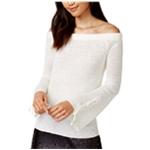 MinkPink Womens Sheer Knit Sweater