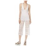MinkPink Womens Lace Jumpsuit
