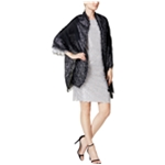 I-N-C Womens Metallic Wrap