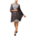 I-N-C Womens Embellished Wrap