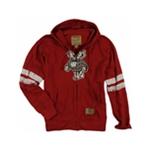 IZOD Mens Collegiate Hoodie Sweatshirt