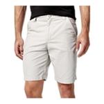 LRG Mens Marauder Flat Front Casual Chino Shorts
