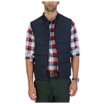 Nautica Mens Sleeveless Quilted Vest