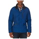 Nautica Mens Full Zip Track Jacket