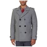 Nautica Mens Military-Inspired Pea Coat
