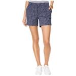 Tommy Hilfiger Womens Printed Casual Chino Shorts