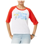 Nickelodeon Womens Haters Gonna Hate Basic T-Shirt