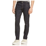 Double Eleven Mens Dark Straight Leg Jeans