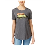 Nickelodeon Womens GUTS Graphic T-Shirt