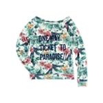 Authentic American Heritage Womens Yummy Pullover Sweatshirt
