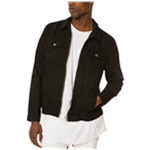 Jaywalker Mens Destructed Trucker Jacket