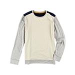 Nautica Mens Slim-Fit Colorblock Pullover Sweater