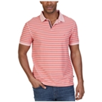 Nautica Mens Reversible Rugby Polo Shirt