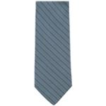 Calvin Klein Mens Pin Stripe Self-tied Necktie