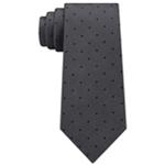 Calvin Klein Mens Mirror Dot Self-tied Necktie